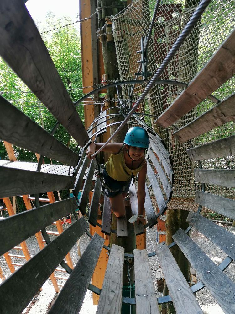 Bild:Kletterpark Immenstaad